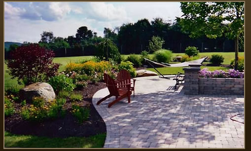 New jersey landscaper lawn maintenance morris county new for Garden design mill valley